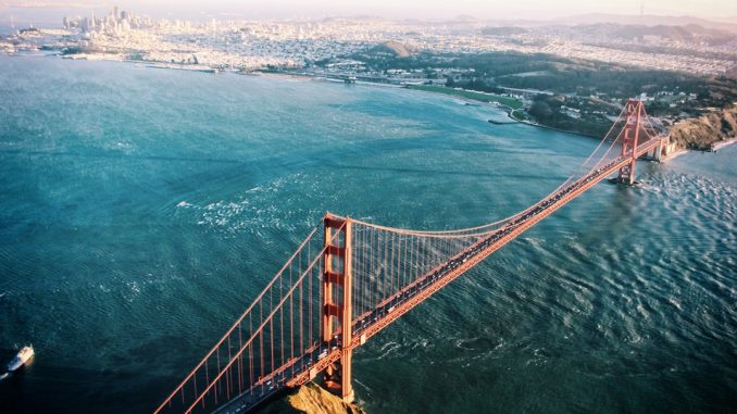 aerial view photography of Golden Gate Bridge during daytime by cleipelt (Unsplash.com)
