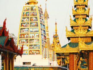 gold and orange temple during daytime by imretama (Unsplash.com)