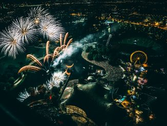 It was the Summer-Festival in munich at the Olympiapark. by jayleedosis (Unsplash.com)