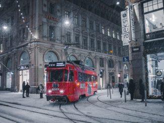 Helsinki, Finland by bormot (Unsplash.com)