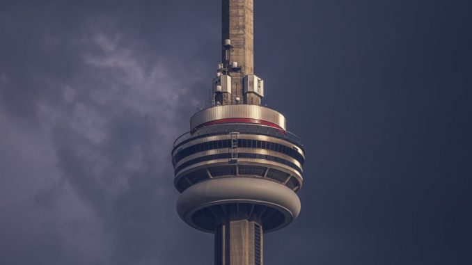 CN Tower at Dusk by matthewhenry (Unsplash.com)