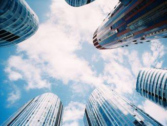 Skyscraper mosaic by iyolanda (Unsplash.com)