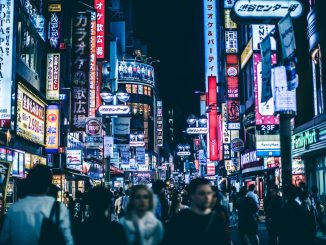Shibuya Nights. by trapnation (Unsplash.com)