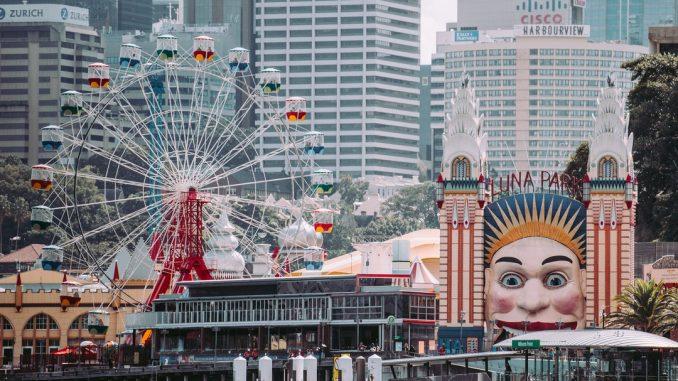 Luna Park, Sydney by anniespratt (Unsplash.com)