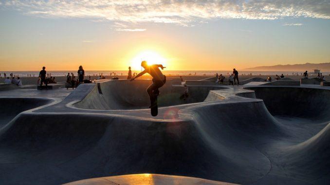 Venice Beach Skatepark by matteopaga (Unsplash.com)