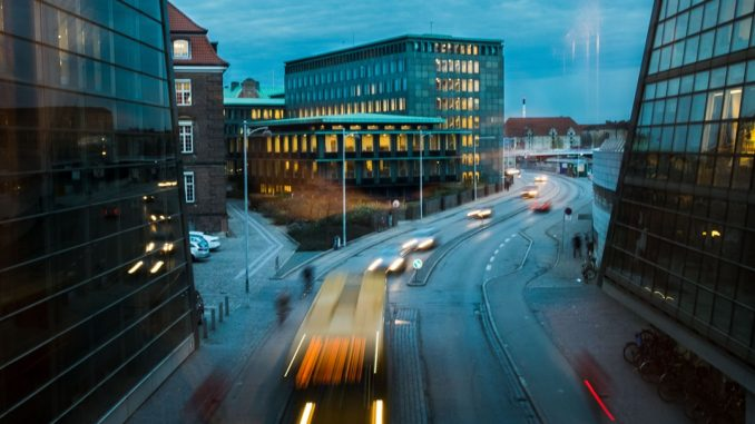 Urban Nightscape Copenhagen by chenkova (Unsplash.com)