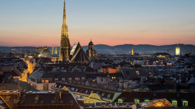 Evening View on Vienna by dylu (Unsplash.com)