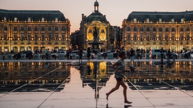 "Bordeaux is one of the most beautiful city in France and in the world. One of the best view of the city is from this ""water mirror"". by gflandre (Unsplash.com)"