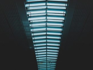 while in the airport. brasilia international airport. the ceiling is beautiful by viniciusamano (Unsplash.com)