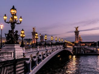 Parisian bridge by ettocl (Unsplash.com)